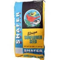 Shafer Striped Bird Feed - 50 Lbs.