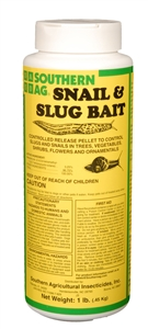 Snail and Slug Bait - 1 Lb.
