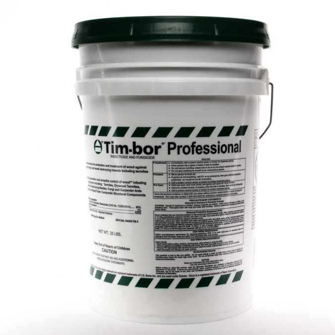 Timbor Insecticide And Fungicide 25 Lbs