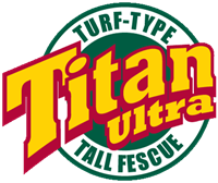 Titan ULTRA Tall Fescue Grass Seed (Certified) - 1 Lb.