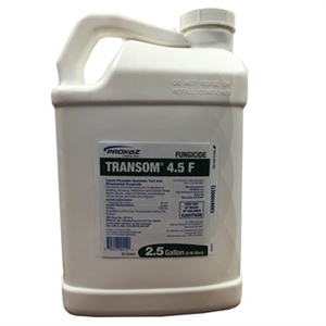 Transom 4.5F Fungicide - 2.5 Gallons