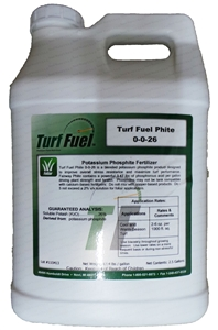 Turf Fuel Phite Liquid Potassium Phosphite Turf Fertilizer - 2.5 Gal.