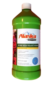 Alaska Pure Kelp Plant Food - 1 Quart