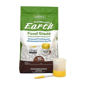 Harris Diatomaceous Earth Food Grade - 10 lbs