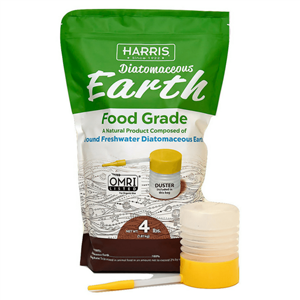 Harris Diatomaceous Earth Food Grade - 4 lbs