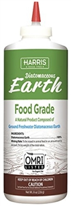 Harris Diatomaceous Earth Food Grade - 8 oz