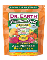 Dr Earth Premium Gold - 4lbs