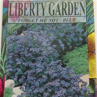 Forget Me Not - Blue - 1 Packet