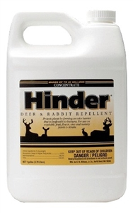 Hinder Deer Rabbit Repellent - 1 Gallon