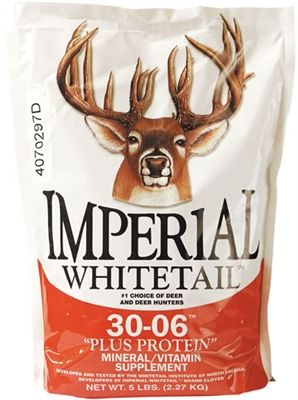 Imperial Whitetail  Protein Mineral/Vitamin Supplement 20 Lbs