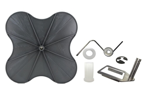 Lesco Spreader Repair Kit with Ultra Plus Impeller