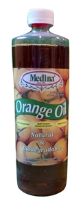 Orange Oil - 1 Quart