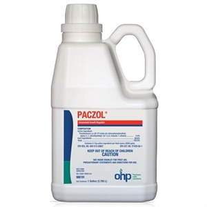 Paczol Ornamental Growth Regulator - 1 Gallon