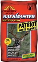 Rackmaster Patriot White Clover Seed - 5 Lbs.