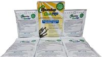 Roundup Quikpro Herbicide Net 5 (1.5 oz) Packets.