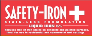 Safety Iron Plus 5% Fe Fertilizer