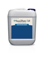 SaniDate 5.0 Microbiocide - 2.5 gallons