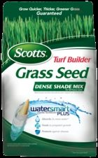 Scotts Grass Seed Dense Shade Mix - 3 lbs.