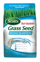 Scotts Turf Builder Kentucky Bluegrass Seed - 3 Lbs.