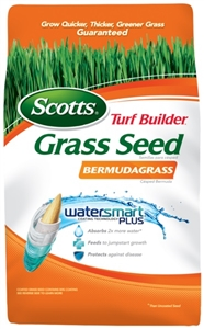 Scotts Turf Builder Grass Seed Bermudagrass - 50 Lbs.