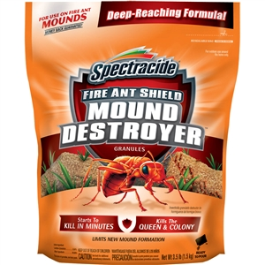 Spectracide 3.5 lb. Fire Ant Mound Destroyer Granules