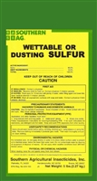 Wettable or Dusting Sulfur - 5 Lbs.