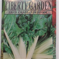 Swiss Chard Fordhook Seed - 1 Packet