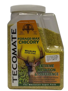 Tecomate Chicory Food Plot Seed 4 Lbs.