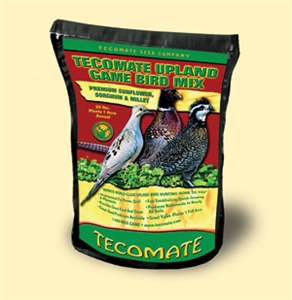 Tecomate Upland Game Bird Mix - 20 lbs.