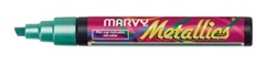 Marvy Metallics - Metallic Green Marker