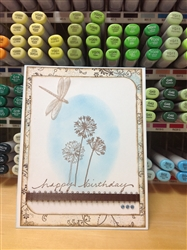 Tue, APRIL 5, 6:30pm – 8:30pm CARD CLASS ALL OCCASION CARDS