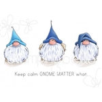 Stamping Bella Gnomes Have Feelings Too EB656