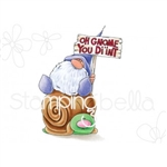 Stamping Bella Oh Gnome You Di'int EB662