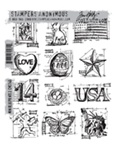 MINI BLUEPRINTS 2 BY TIM HOLTZ-STAMPERS ANONYMOUS  CMS146