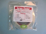 "Scor-Tape 5/8"" X 27 yards Roll"