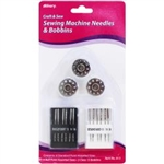 Craft & Sew Sewing Machine Needles & Bobbins