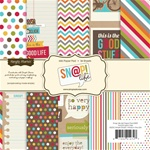 SNAP LIFE 6X6 PAPER PAD 36 SHEETS BY SIMPLE STORIES