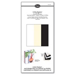 "SIZZIX LITTLE SIZZLES - 6""x13"" MAT BOARD PACK, 6 ASSORTED"