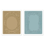 SIZZIX TFEF 2PK - BOOK COVERS SET BY TIM HOLTZ