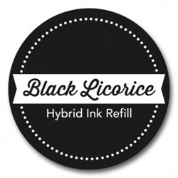 Black Licorice Hybrid Ink Refill by MFT