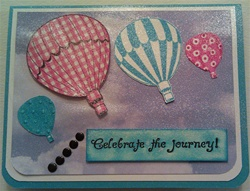 Celebrate the Journey Card