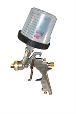 1.3mm HVLP Spray Gun For Use With Waterborne Paint With Patented 3M? PPS? System