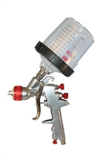 1.4mm HVLP Spray Gun For Use With Base & Clear Coats With Patented 3M? PPS? System