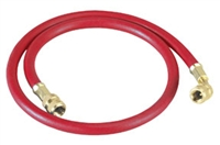 "1/4"" Enviro-Guard? 36"" Red hose with Quick Seal? Fittings"