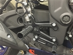 05-0403B - Yamaha R3 2015-19 Adjustable, Standard Shift Rearset