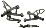 05-0452B - WoodCraft,  Yam R1 09-14 complete  - Rearset kit