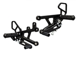 05-0457B - Woodcraft, Yam R6 2017-18 GP Shift (complete) - Rearset Kit