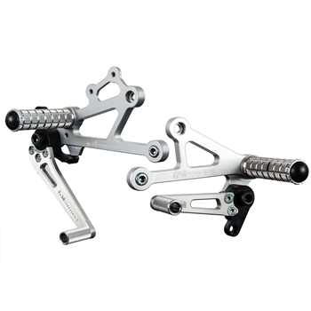 05-0600B - WoodCraft,  Duc 750/900SS 91-98  - complete  - Rearset kit
