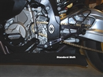 05-0752B - Woodcraft, BMW S1000RR '10-'14 RACE ONLY Kit - Rearset Kit