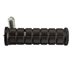 06-7801 - Black Eccentric Footpeg w/FH bolt